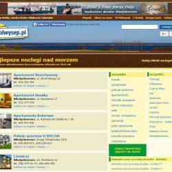2. polwysep.pl noclegi nad polskim morzem