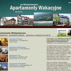 Apartamenty we Wladyslawowie