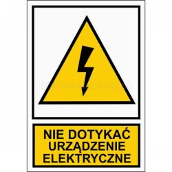 naklejka-ostrzegawcza-42x63-nie-dotykac-urzadzenie-elektryczne