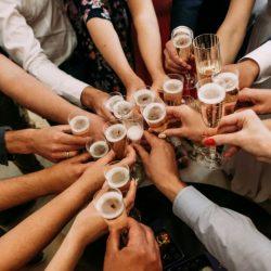 Najlepszy bar w Warszawie - Bubbles Bar, Happy Hours