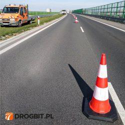 pachołek_drogowy, pachołek odblaskowy, bezpieczeństwo na drodze, pachołki