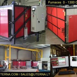 brazing, annealing, carburizing, normalizing, hardening, and sintering AMS-2750E