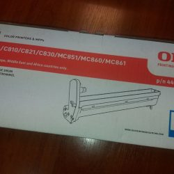 Bęben OKI 44064011 blękitny