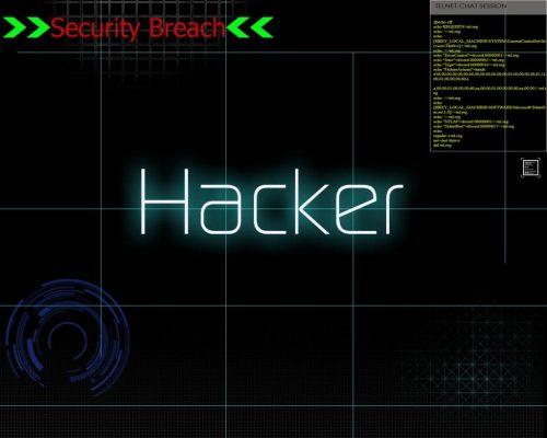Striniti Hacking