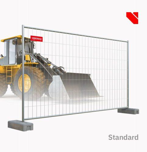 Veberbau ogrodzenia budowlane tymczasowe MPS_Standard_web